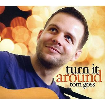 Tom Goss - Turn It Around [CD] USA import