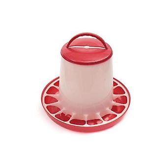 Plastic Chook Chicken Poultry Feeder