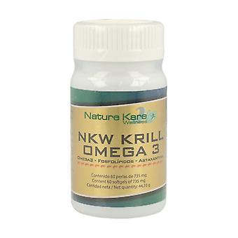 Omega Krill 60 softgels