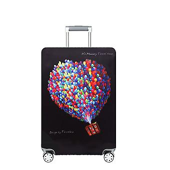 Voyage Bagages Couverture Baloons Fly