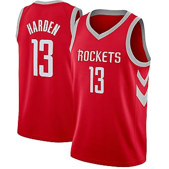 Houston Rockets James Harden Loose Baschet Jersey Tricouri sport 3QY028