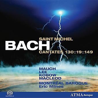 J.S. Bach - Bach: Saint Michel Cantatas [SACD] USA import