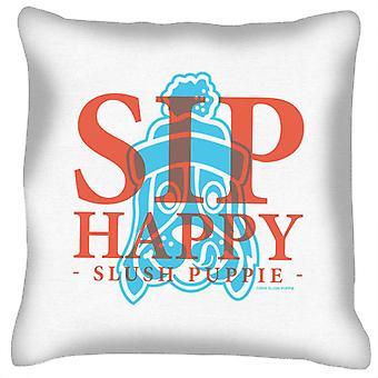 Slush Puppie Sip Happy Cushion