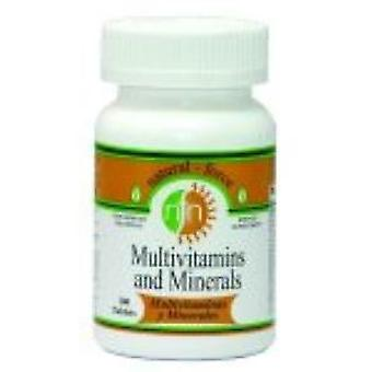 Nutriforce Multivitamins and Minerals 100Comp.
