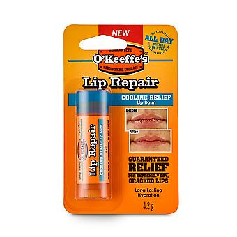 O ' Keeffe ' s Lip Balm Repair Stick Cooling 4.2g