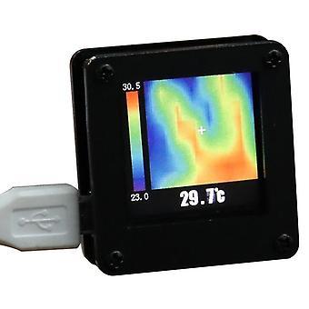 Amg8833 lämpökuvaus kamera matriisi lämpötila mittaus infrapuna lämpökuvaus mini kädessä pidettävä ir kuvantamisen señor