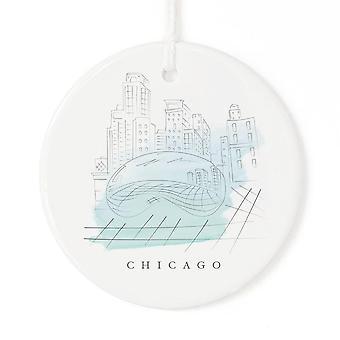 Chicago-Ornament