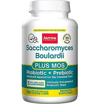Jarrow Formler Saccharomyces Boulardii + MOS Vcaps 180
