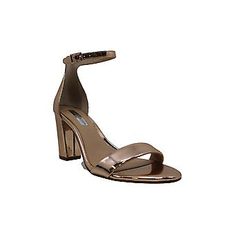 INC International Concepts Womens Kivah Open Toe Special Occasion Ankle Strap Sandalen