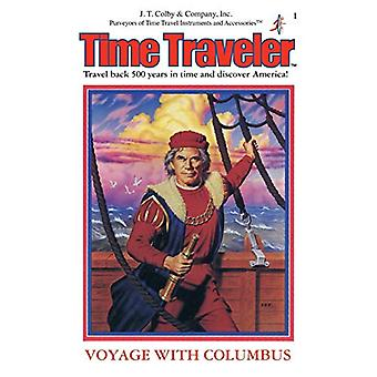 Voyage With Columbus by Seymour V Reit - 9781596876378 Book