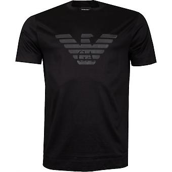 Emporio Armani Eagle Chest Logo T-Shirt