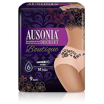 Ausonia Diskreter Boutique -letku Größe M 9 Stück