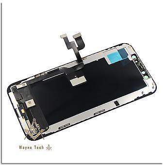 Oled Iphone X -näytön korvaaminen todellisella äänellä