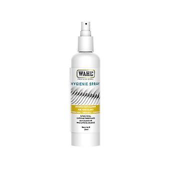 Wahl ZX495 Cuchilla recortadora de cortes de pelo Desinfectante de limpieza higiénico Spray 250ml