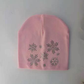 Children's Autumn Princess Diamond, Baby Hat Cap, The Cotton Baby Cap