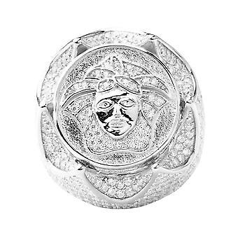 قسط بلينغ-خاتم فضة 925-ميدوسا