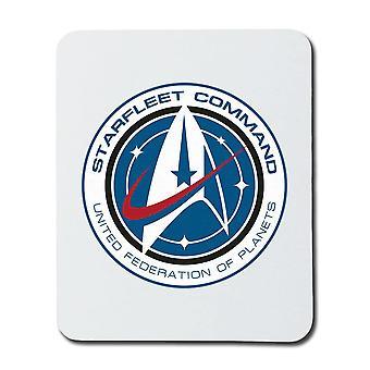Star Trek Tähtilaivaston komentokeskus Emblem Hiiri pad