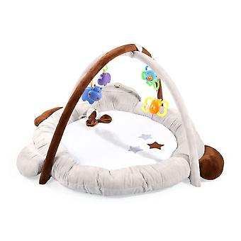 Moni Play Bow, Kruipende deken YPJ-PN021 Gato, Gewatteerde Rand, Speelgoed