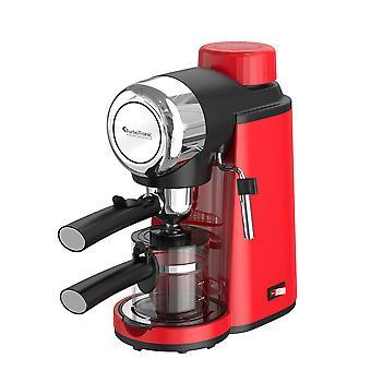 Turbo Tronic CM24 Piston Retro Espressomaskin - Röd