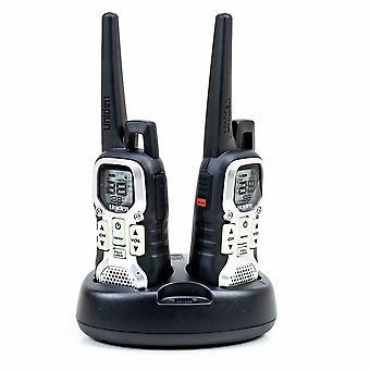 Uniden PMR446-HR-2CK kannettava radioasema, 8 CH, 38 CTCSS, 83 DCS, 0.5W, sarja 2 kpl