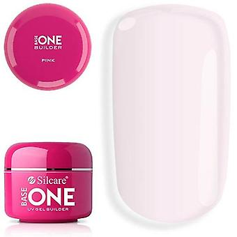 Base One - Builder - Pink - 100 gram - Silcare