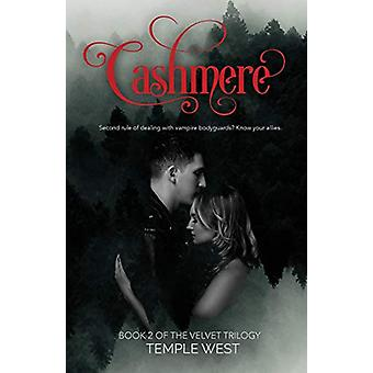 Cashmere - Book 2 of the Velvet Trilogy by Temple West - 9780998341507