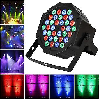 36w 36leds Projector Stage Light Sound Activated Rgb Dye Beam Lamp