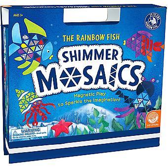 Mindware - rainbow fish - shimmer mosiacs