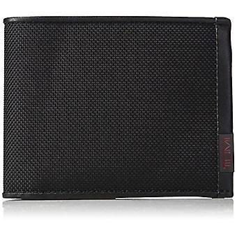 Tumi Alpha Credit Card Port, 12 cm, Black