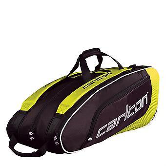 Carlton Tour Thermo Racket Bag Zip Fastening Pockets Sport Training
