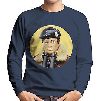 Action Man Vintage Soldier Men's Sweatshirt