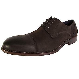 Steve Madden Mens Revieww Cap Toe Oxford Dress Shoes