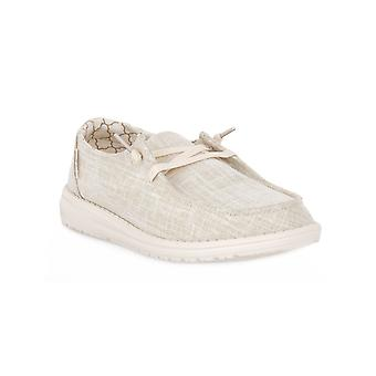 Hey dude gold wendy sneakers fashion