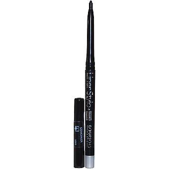 Bourjois Paris Eyeliner Liner Stylo sehr lang anhaltende 0,28 g Noir (#41 schwarz)