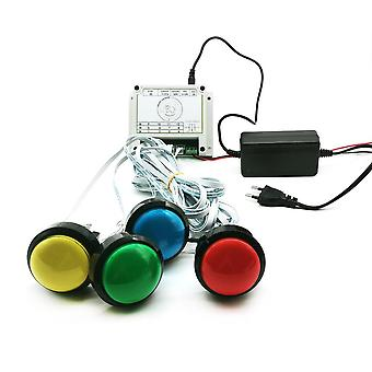 Kolorowy przycisk Prop