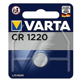 Lithium Button Cell Battery Varta VCR1220 CR1220 3 V 35 mAh