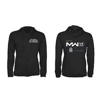 Call of Duty: Modern Warfare Hooded Sweater Logo Size M