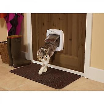Petsafe Chatiere avec Chip Staywell - Pour chat et chien