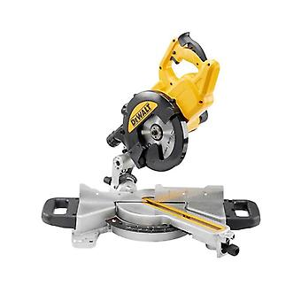 DeWALT DWS774 216mm Slide Mitre Saw with XPS 110v