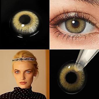 Taylor DNA värilliset piilolinssit silmille