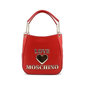 Love Moschino - Táskák - Válltáskák - JC4169PP1DLF0-500 - Nők - Piros