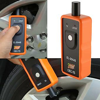 El-50448 bandenspanning reset TPMS Reset Tool Opnieuw leren Auto Auto Bandenspanning Sensor