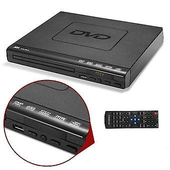 HD DVDプレーヤーマルチメディアデジタルテレビサポートUSBビデオ+rw Cdオーディオ/シアター