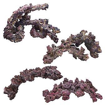 "Caribsea Life Rock Arches for Reef Aquariums - 20 lbs (4 x 12"" Rocks)"
