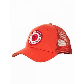 Fjallraven 1960 شعار لانغتراداركيبس كاب -- روان الأحمر