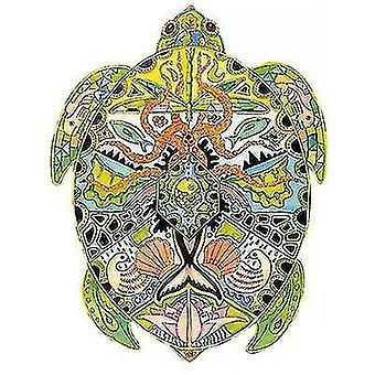 Jigsaw puzzles sea turtle jigsaw puzzle piece game for kids and adults a3