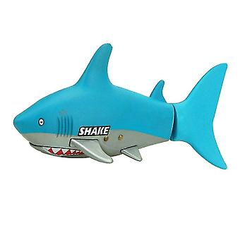 Remote control boats watercraft 3310 mini rc fish 3ch 4 way rc shark fish boat
