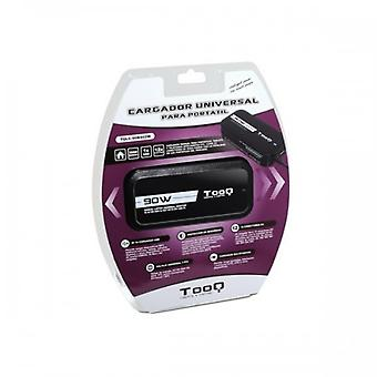 Laptop Charger Tooq Tqlc-90bs02m 90w 12 Connectors Black