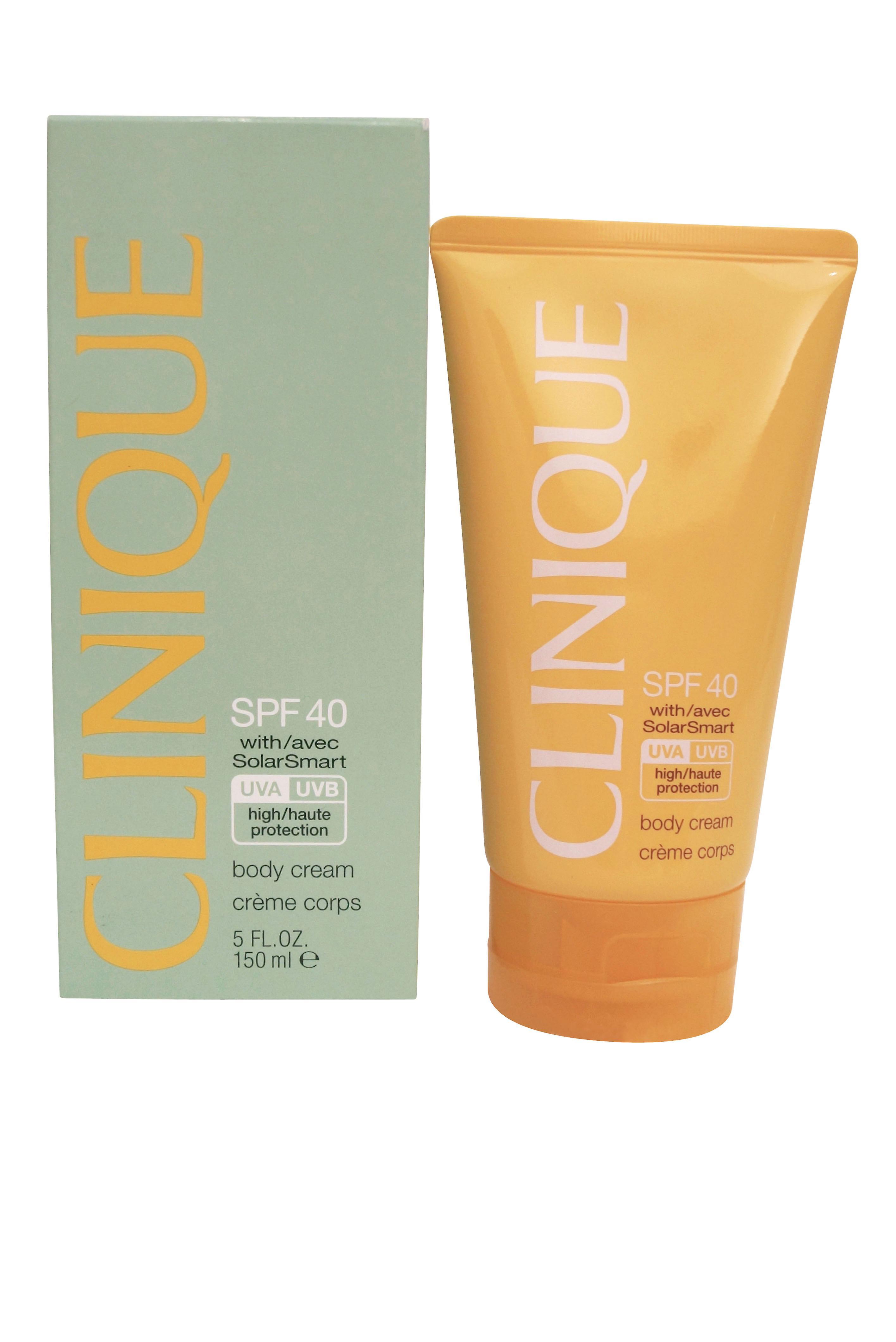 Clinique Body Cream SPF 40, 5 Oz