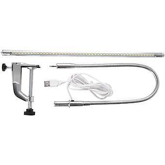 Led Schreibtischlampe, Led Clip Licht Nagel Schreibtischlampe, verstellbare Maniküre Tischlampe Led Nagellampe